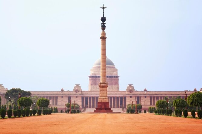 Office and Residence of the President of India (Rashtrapati Bhavan)