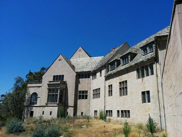 Greystone Mansion en Park