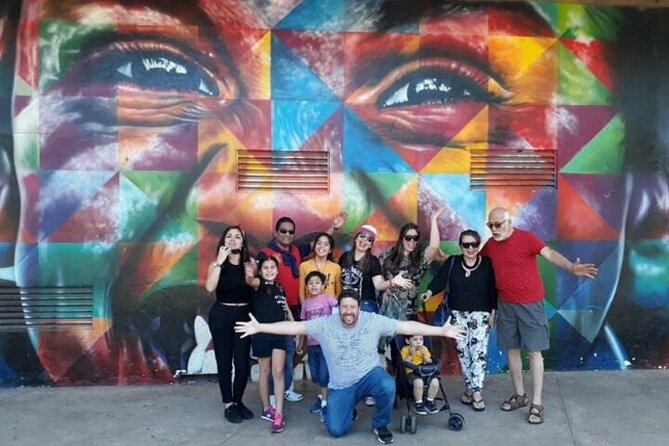 5-hour Private Street Art Tour Of São Paulo – The Coolest Urban Art Scenes
