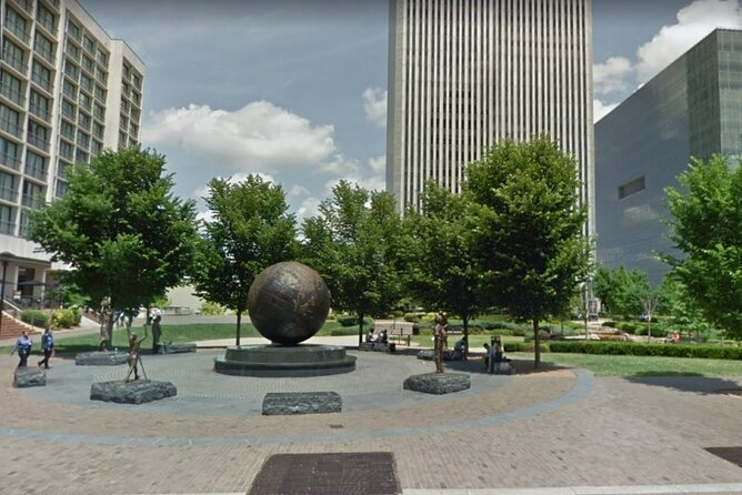 Tulsa Scavenger Hunt: Center of the Universe