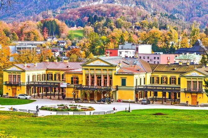 Direct one way transfer from Český Krumlov to Bad Ischl
