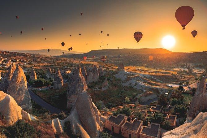 Cappadocia Balloon Tour - Sunrise 1 hour by Gorgeous Tour