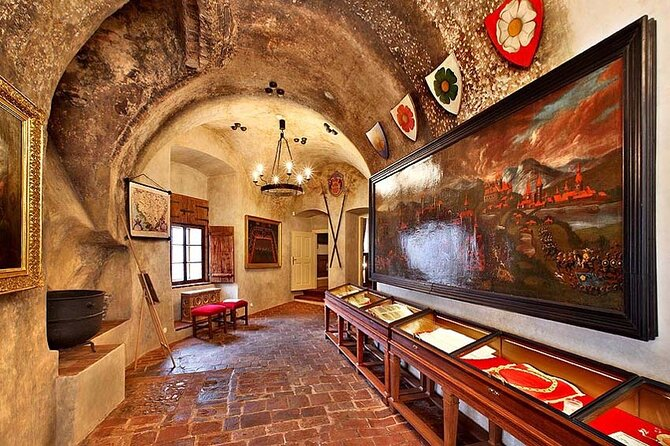 Private Day Trip to Cesky Krumlov from Vilshofen Includes 2 Hours Guided Tour