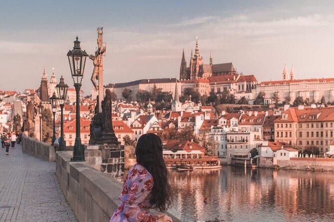 Direct one way transfer from Český Krumlov to Prague