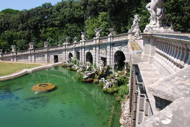 Private Transfer to Caserta Royal Palace
