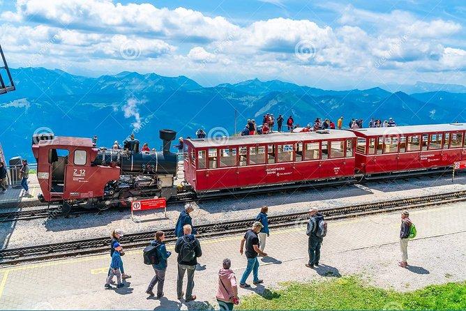 Private one way transfer from Cesky Krumlov to Sankt Wolfgang im Salzkammergut