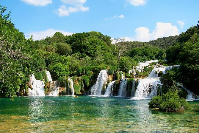Private tour - Krka NP from Zadar, including admission fee