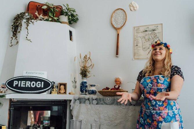 Pierogi Cooking Class at Home