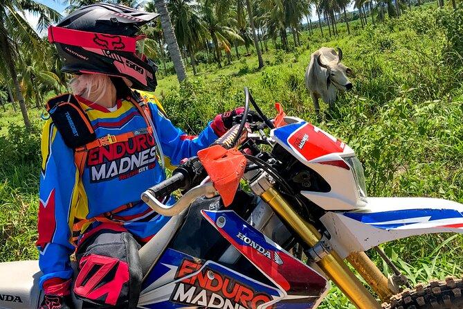 Pattaya Half Day Dirt Bike Tour