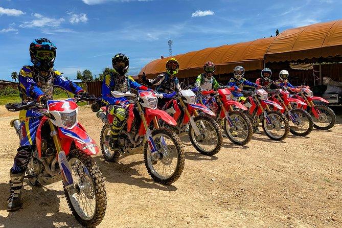 Pattaya Full Day Dirt Bike Tour