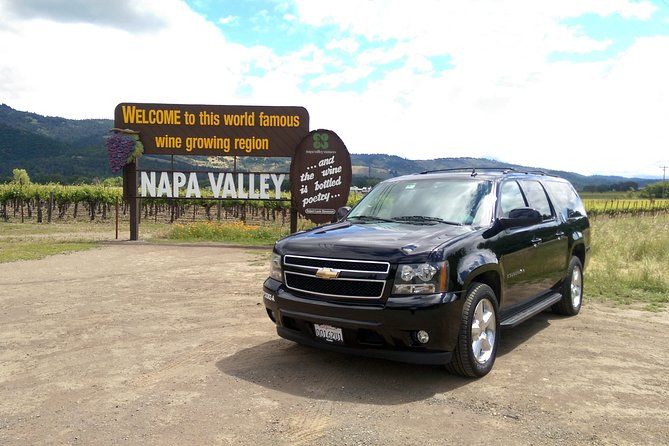 6 Hour Dessert Wine Vineyard Tour in Napa Valley