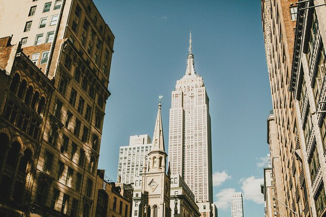 Art Deco and Architecture Tour in New York City with Local Expert Guide
