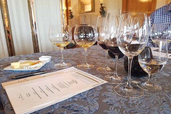 Private Napa Valley Wine Tour - 8 Hour Stretch Limousine