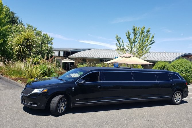 Private Napa Valley Wine Tour - 8 Hour Luxury SUV