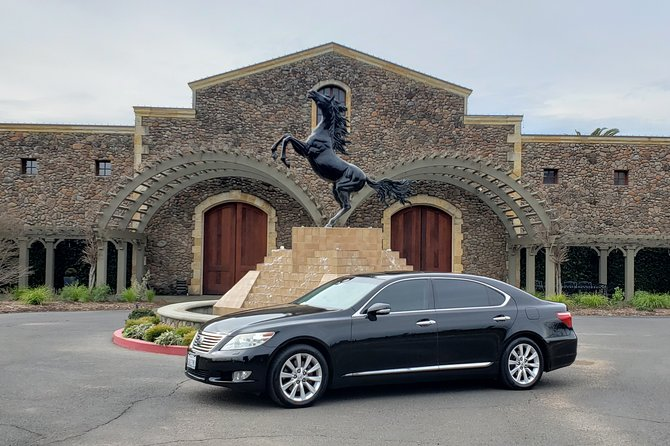 Private Napa Valley Wine Tour - 8 Hour Luxury Sedan