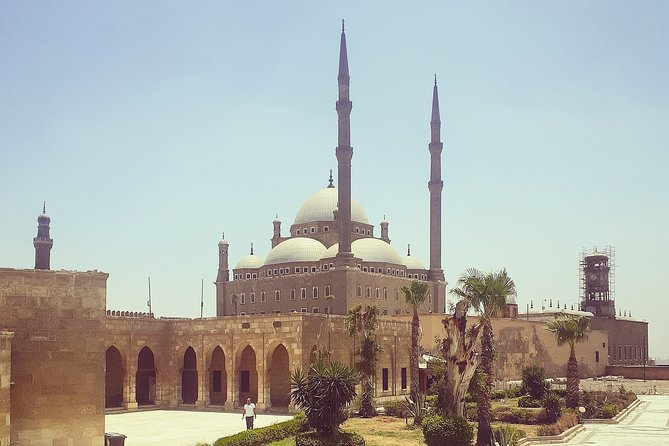 The Amazing Citadel and the peaceful area of Old Cairo