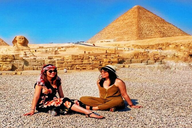 4 Day Tour to Giza Alexandria, Cairo and red sea