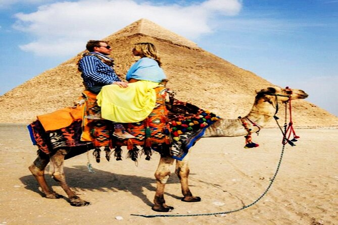 2 Days Giza and Cairo City Tour with Camel Ride