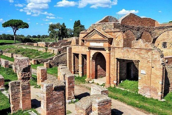 Semi Private Tour of Ostia Antica, Rome's Ancient Harbor City | MAX 6 PEOPLE