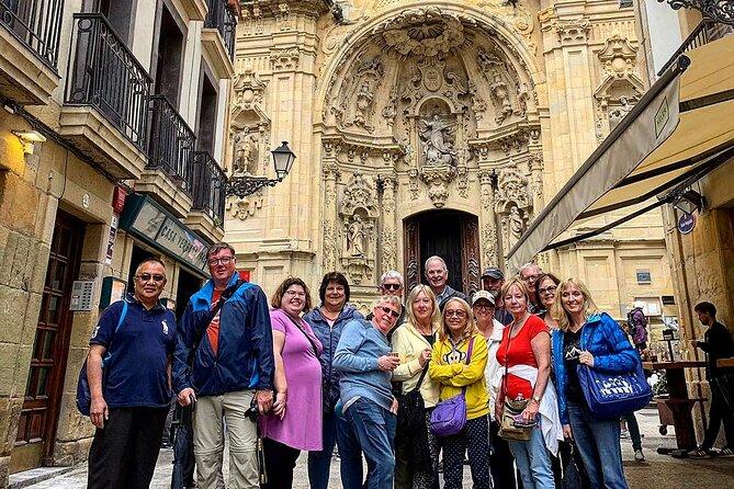 Open Food & Wine tours in San Sebastian