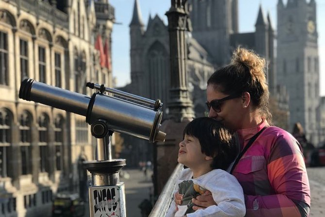 Full-Day Private Highlights and Hidden Gems of Ghent Tour