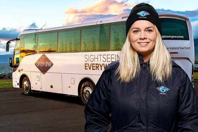 Airport Express Shared Arrival Transfer from Keflavik Airport to Reykjavik Hotels