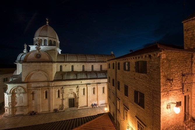 Daily or night walking tour through Medieval Šibenik