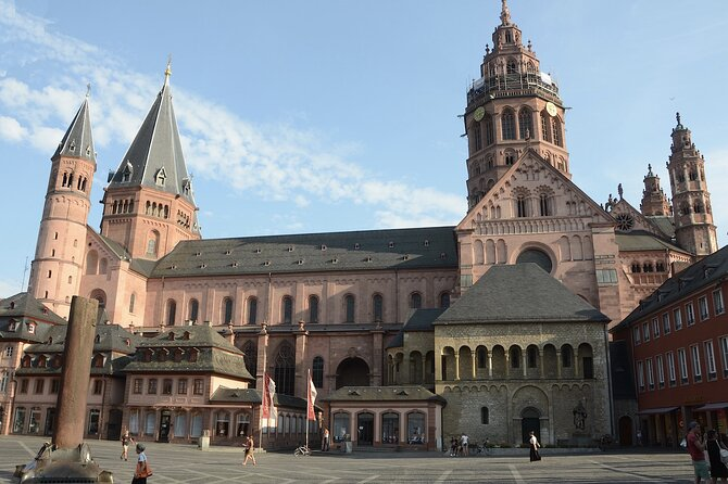 2 Hour Private Guided Walking Tour: Cathedral and Old Mainz