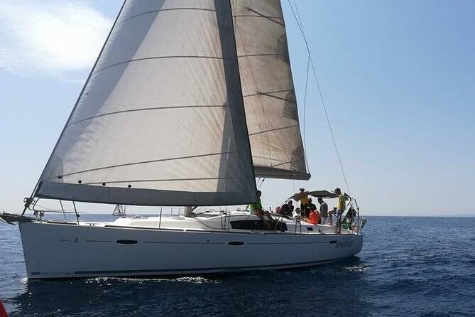 Private Sailing Tour to Cyclops Islands from Catania