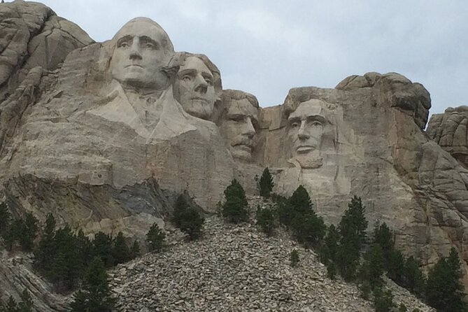 Mount Rushmore Tour Only - No Meals