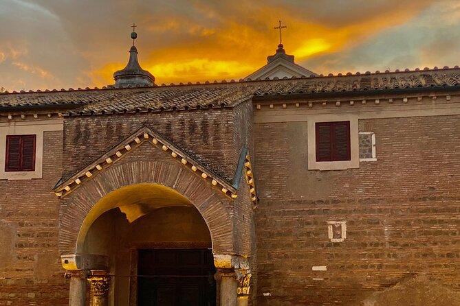 Rome's Underground Gem: St Clement's Hidden Temples Tour