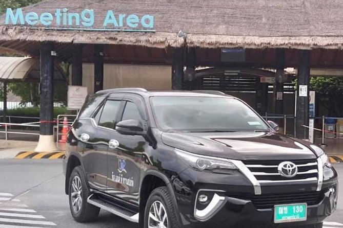 Private Transfer from Chaweng and Choengmon to Samui Airport and Port
