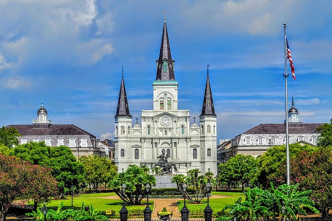 Historical French Quarter Walking Tour