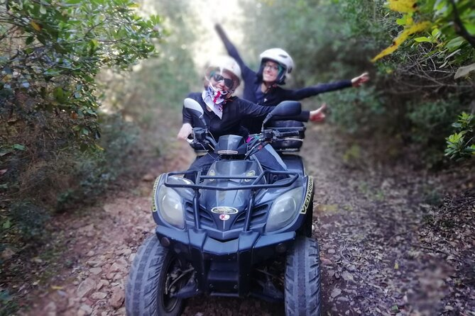Cagliari Shore Excursion: Quad-ATV Adventure Experience