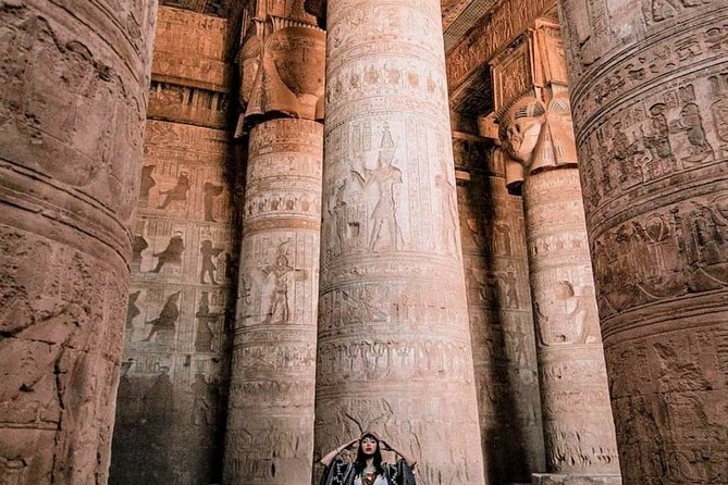 Overnight Luxor from Aswan visiting Kom Ombo and Edfu temples in Egypt