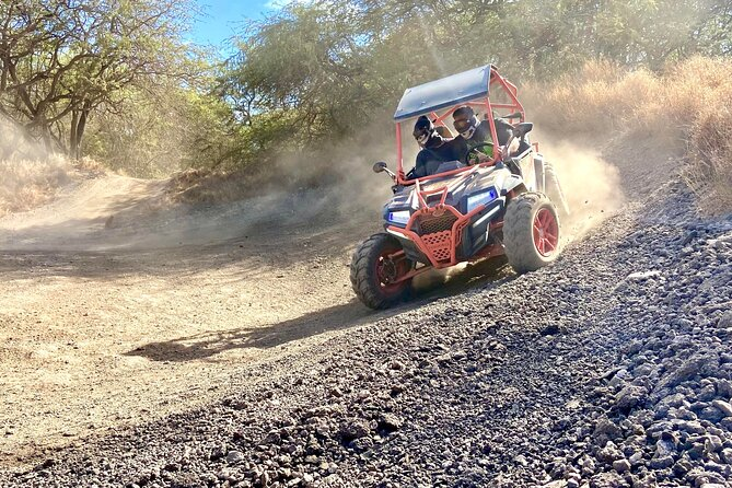Zipline and Off-Road ATV Combo Tour in Oahu