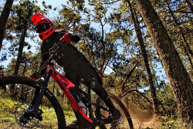 MTB Enduro at Oaxaca's Legendary Trails