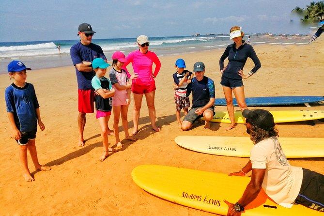 5 Days Surf Camp