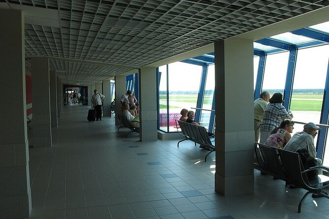 PYRZOWICE airport transfer from or to Krakow