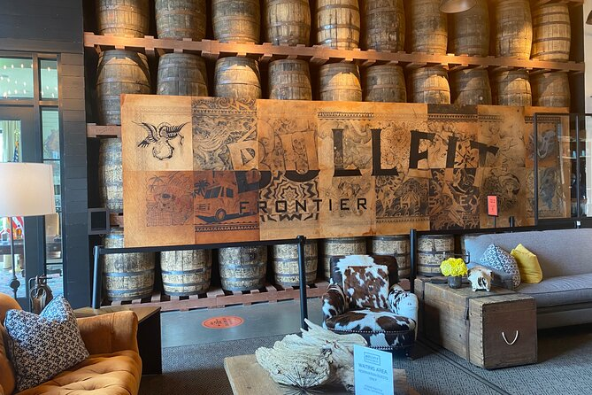 Bourbon Trail Tour: Buffalo Trace, Bulleit Frontier and Bardstown Distillery