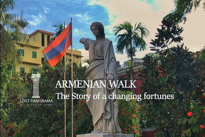 Armenian Walk: The Story of a changing fortunes