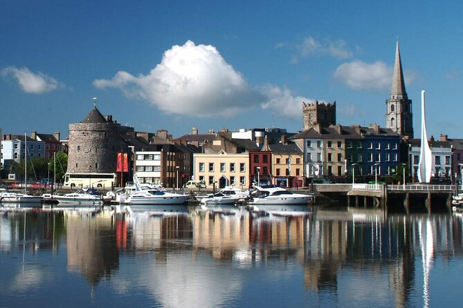 Waterford City Top 10 Highlights Walking Tour