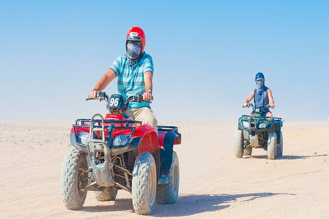 Desert Safari by Quad Bike - Hurghada