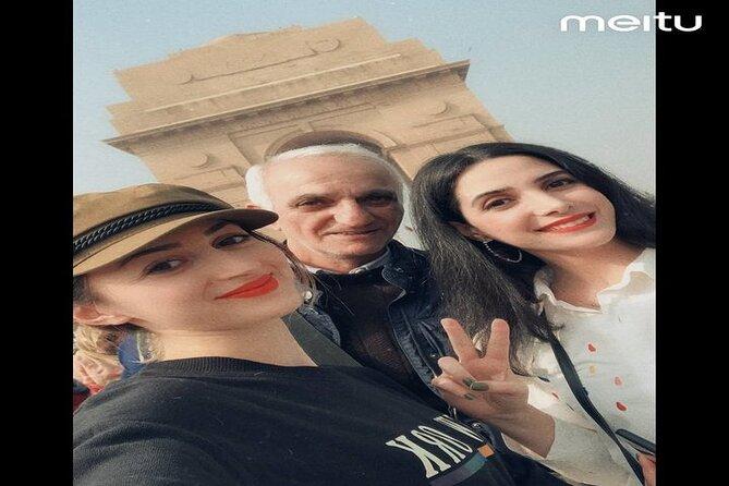 Delhi City Tour By Evening
