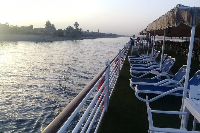 Amazing 2 nights Sailing Nile cruise from Luxor to Aswan