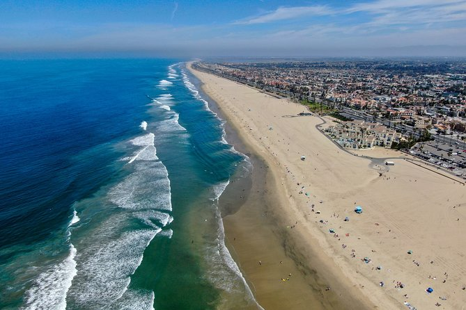 Orange County Private Transfers To Huntington Beach OC North.