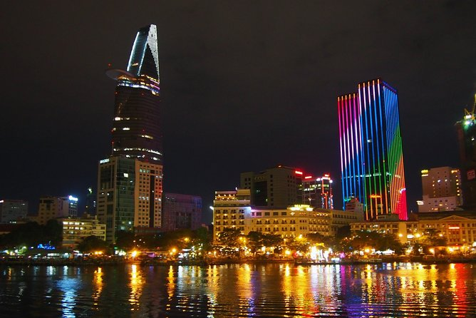 Evening Water Puppet Show & A visit to Bitexco Financial Tower