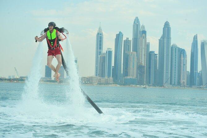 Jetpack in Dubai