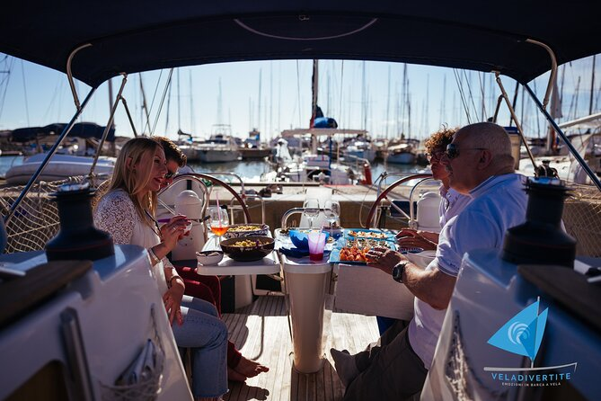 Private Luxury and Romantic Sailing Boat Experience