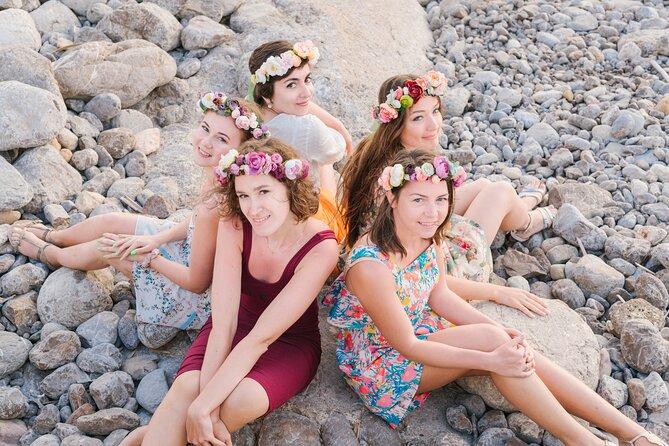 Photoshoot Ibiza with a Pro